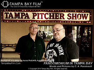 Fandomonium in Tampa Bay. Click to return to the beginning of the review here on Tampa Bay Film.